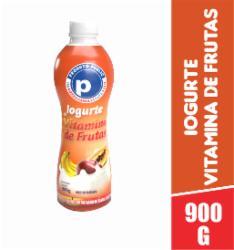 IOGURTE PUBLIC 900G VITAMINA FRUTAS