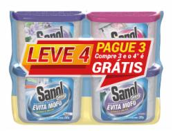 Pack Antimofo Sanol 100g Leve 4 e Pague 3