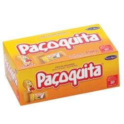 Doce Pacoquita Mini  Display 150g Rolha