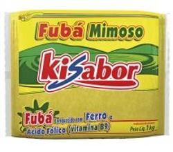 Fuba Mimoso Ki Sabor 1kg