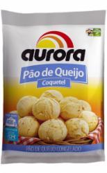 Pão de Queijo Aurora 400g Coquetel