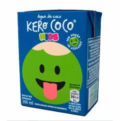 Água de Coco Kero Coco 200ml Kids