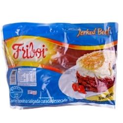Jerked Beef Friboi 1kg Traseiro
