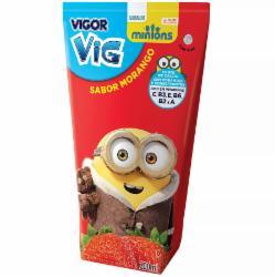 Bebida Vig 200ml Morango