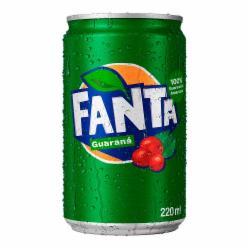 Refrigerante Fanta Guaraná 220ml Lata