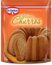 Mist Bolo Oetker 450g Churros