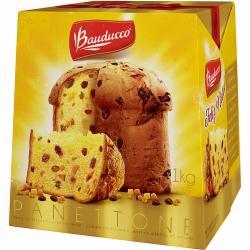 Panettone Bauducco 1kg Frutas