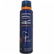 Desodorante Aero Nivea 150ml Masc Sport