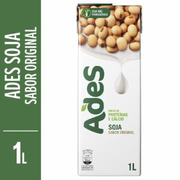 Bebida de Soja Ades 1L Original