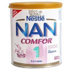 LEITE PO NAN 800G 1 COMFOR