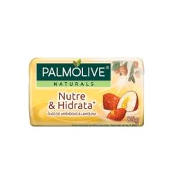 Sabonete Palmolive 85g Amêndoas e Lanolina