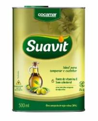 Oleo Comp Suavit 500ml Trad