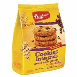 Biscoito Bauducco Cookies 140g Aveia e Passas