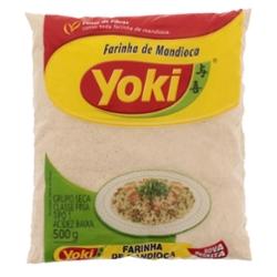 Farinha Mand Yoki 500g