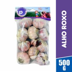 Alho Roxo Public 500g Pacote