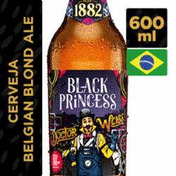 CERVEJA BLACK PRINCESS 600ML DOCTOR WEISS