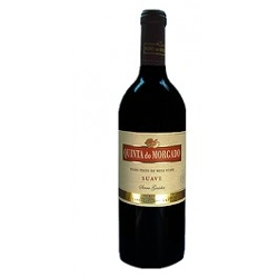 VINHO QUINTA DO MORGADO 750ML TINTO SUAVE