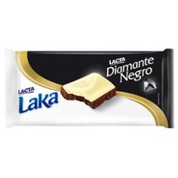 Chocolate Lacta 160g Diam Negro/Laka