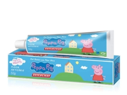 Gel Dental Dental Clean 50g Peppa
