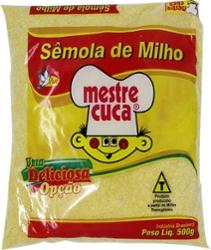 Semola de Milho Mestre Cuca 500g