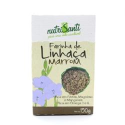 FARINHA LINHACA MARROM NUTRISANTI 150G