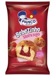 Bebezinho Panco Rech 210 G Morango
