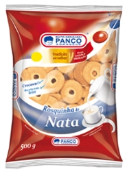 Biscoito Panco Rosquinha 500g Nata