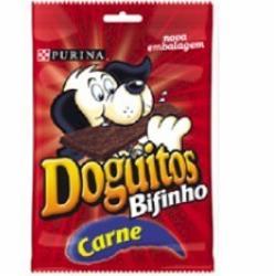 Alimento para Cães Doguitos Carne 65g