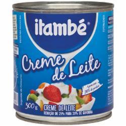 Creme de Leite Itambe 300g