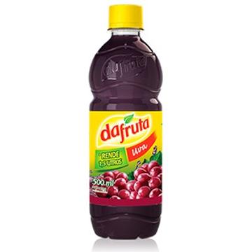 Suco Conc Da Fruta 500ml Uva