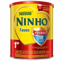 Comp Lacteo Ninho 800g Fases 1+