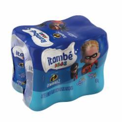 Leite Fermentado Itambe Kids 450g Baunilha