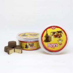 Paçoca Pan 120g Cobertura Chocolate