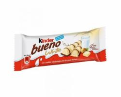 Chocolate Kinder Bueno 39g White