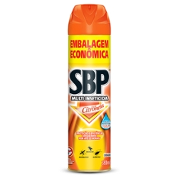 Inseticida Aerosol SBP 380ml Citronela
