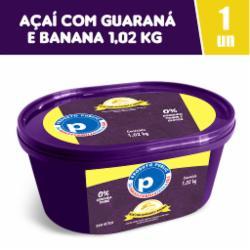 Açaí Public 1,02kg Banana
