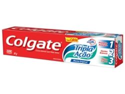 Creme Dental Colgate Tripla Acao 90g Menta Orig