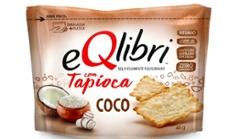 SALG CRACKER'S EQLIBRI 45G TAPIOCA COCO