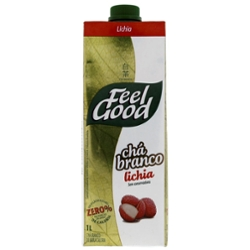 Cha Feel Good 1L Branco Lichia