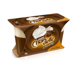 Sobremesa Chandelle 200g Chantilly Chocolate