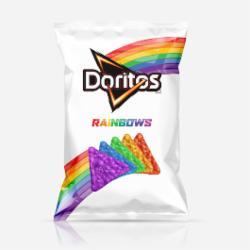 Salgadinho Doritos 55g Rainbow