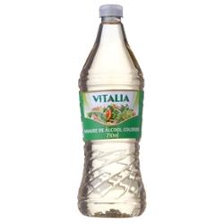 Vinagre de Alcool Vitalia 750 Ml Colorido