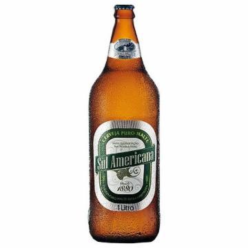 Cerveja Pilsen Sulamericana 600ml Puro Malte