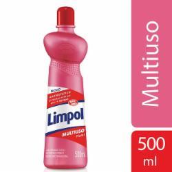 Limpador Multiuso Limpol 500ml Floral