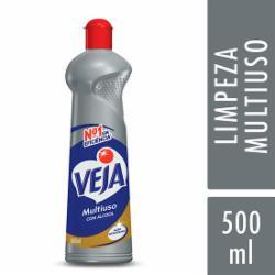 LIMP MULTIUSO VEJA 500ML BIO ALCOOL