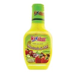 Molho Salada Ki Sabor 240ml Mostarda E Mel