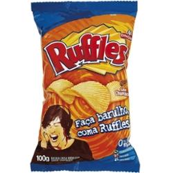 Salg Ruffles Batata 57g Churrasco