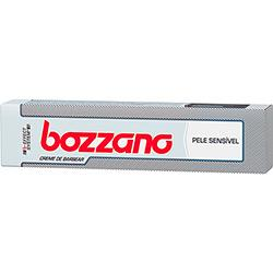 Cr Barbear Bozzano 65g Pele Sensivel