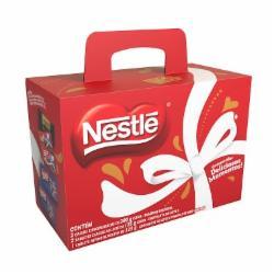 Pack Nestle 2bombons + 3tabletes Choc