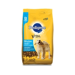 Alimento para Cães Pedigree 1kg Junior
